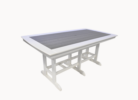 North River 44x84 Table (Standard Colors)