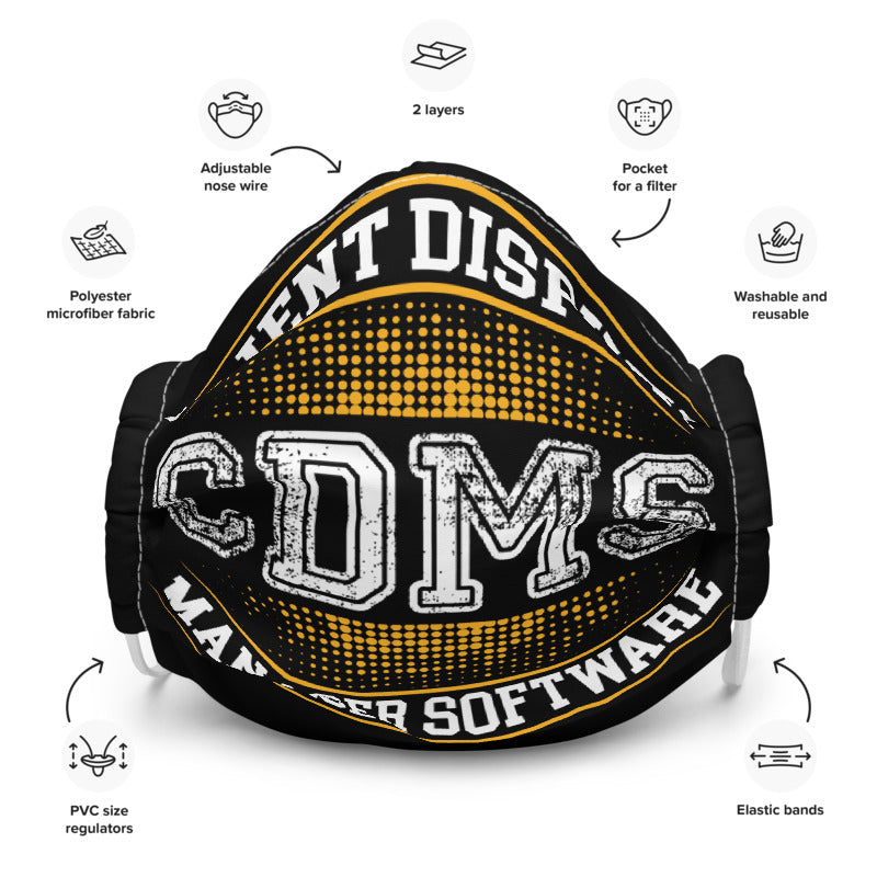 CDMS Face Mask S2