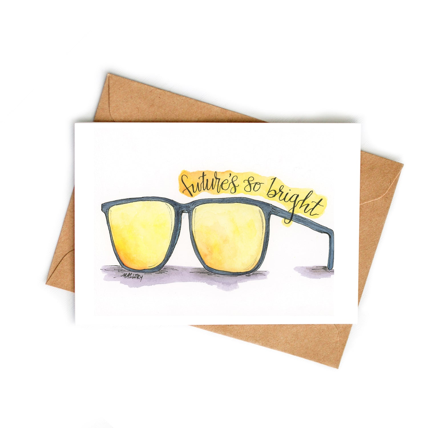 ...Gotta Wear Shades Congratulations Card