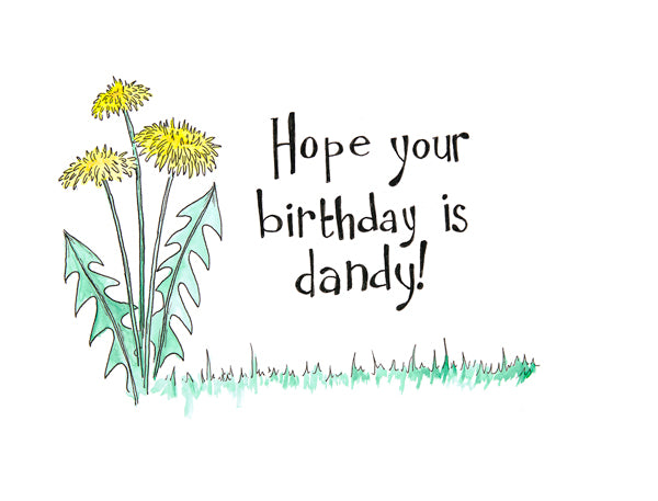 Dandy Birthday