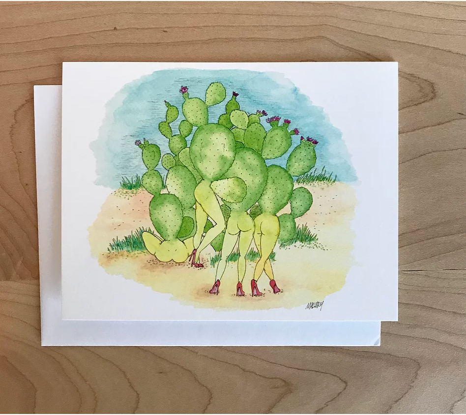 Prickly Pear Cards