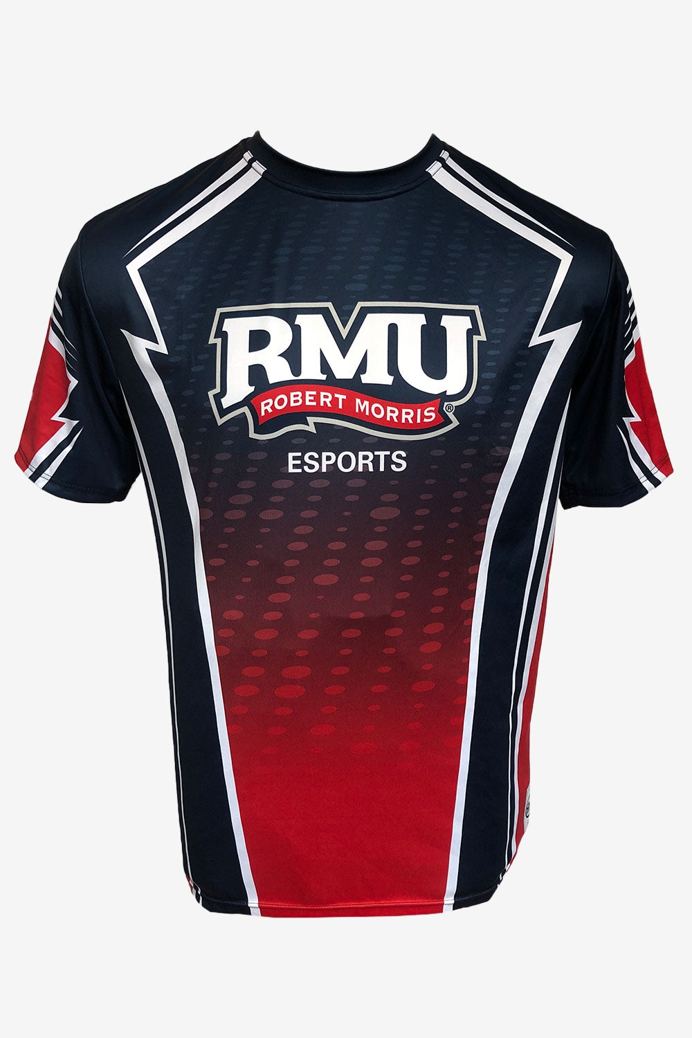 Robert Morris University Short Sleeve Jersey (Blue)