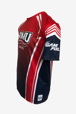 Robert Morris University Short Sleeve Jersey (Red)