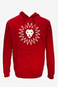 Loyola Marymount Pullover Hoodie (Red)