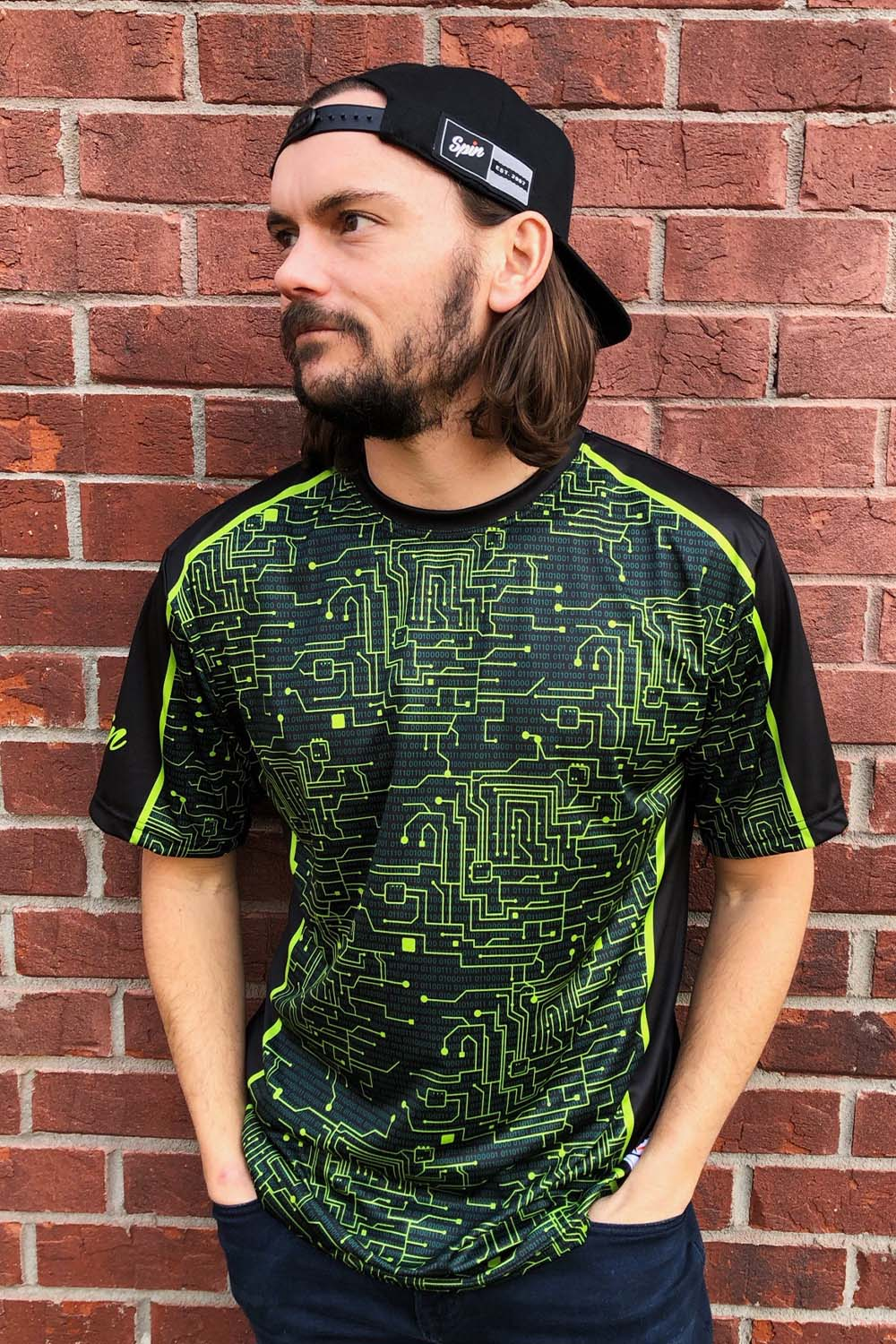 Circuit Short Sleeve Jersey