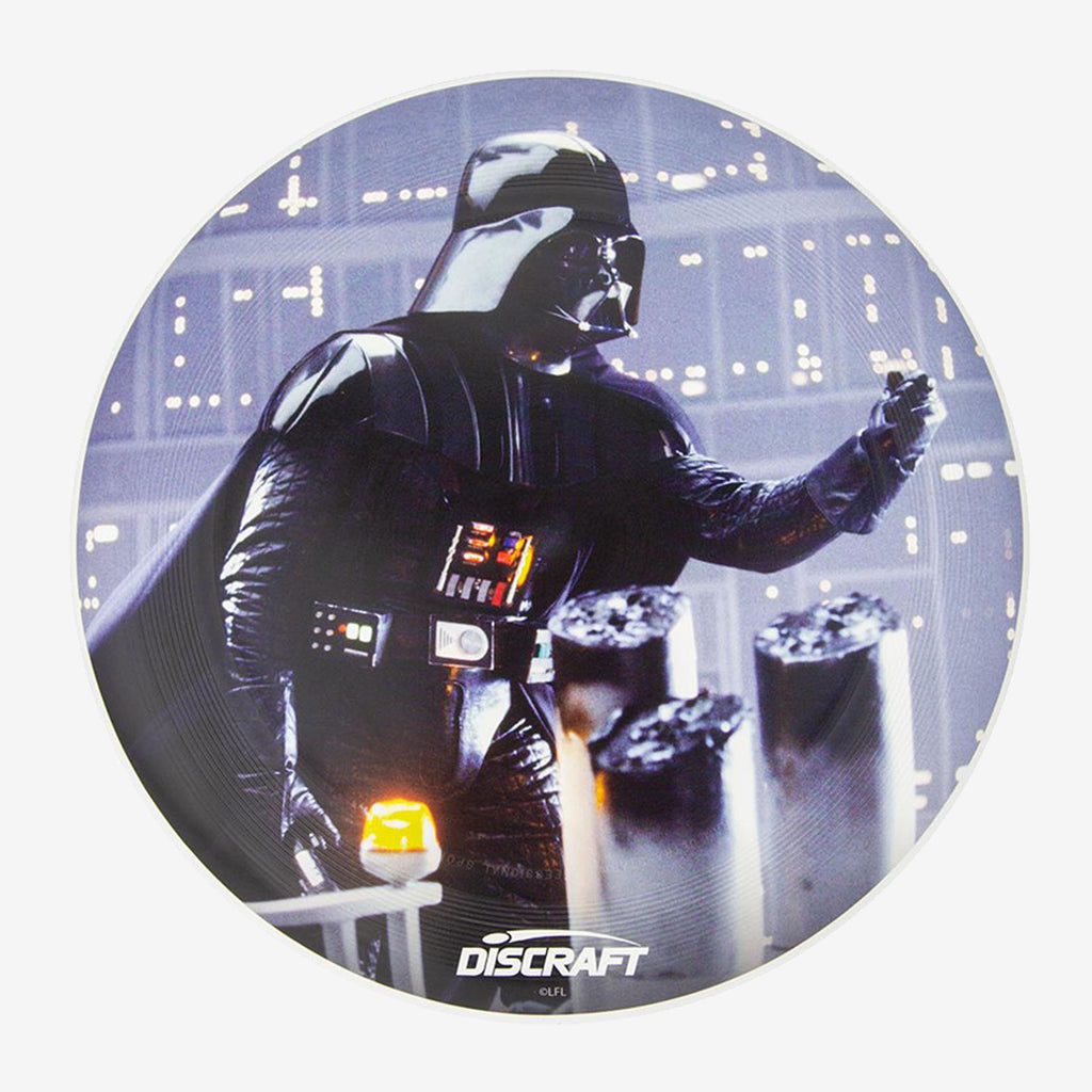 Darth Vader Star Wars Disc