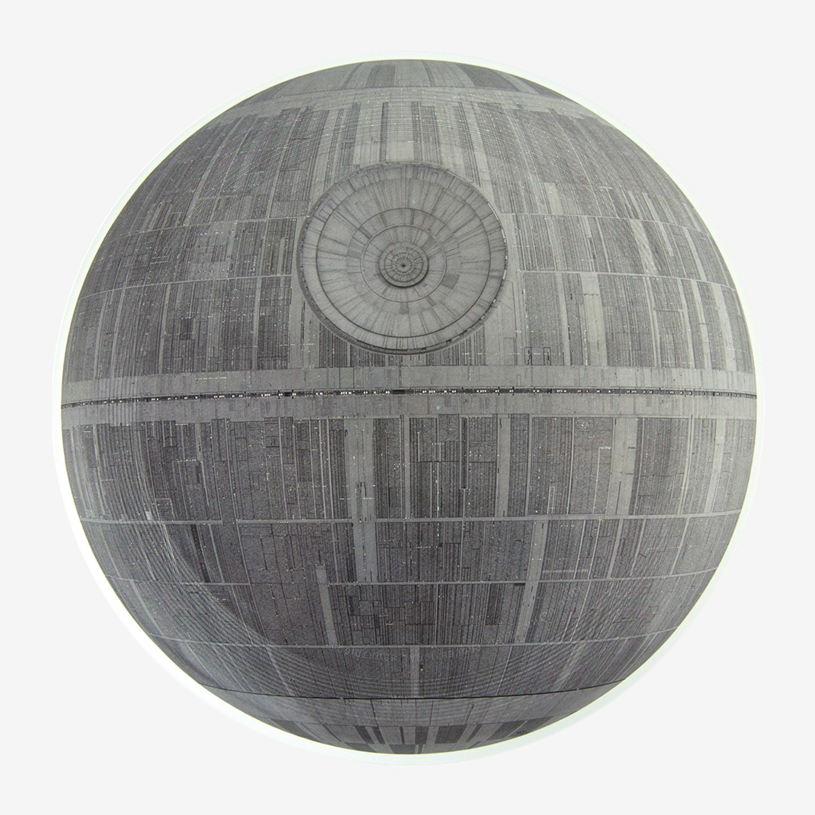 Deathstar Star Wars Disc