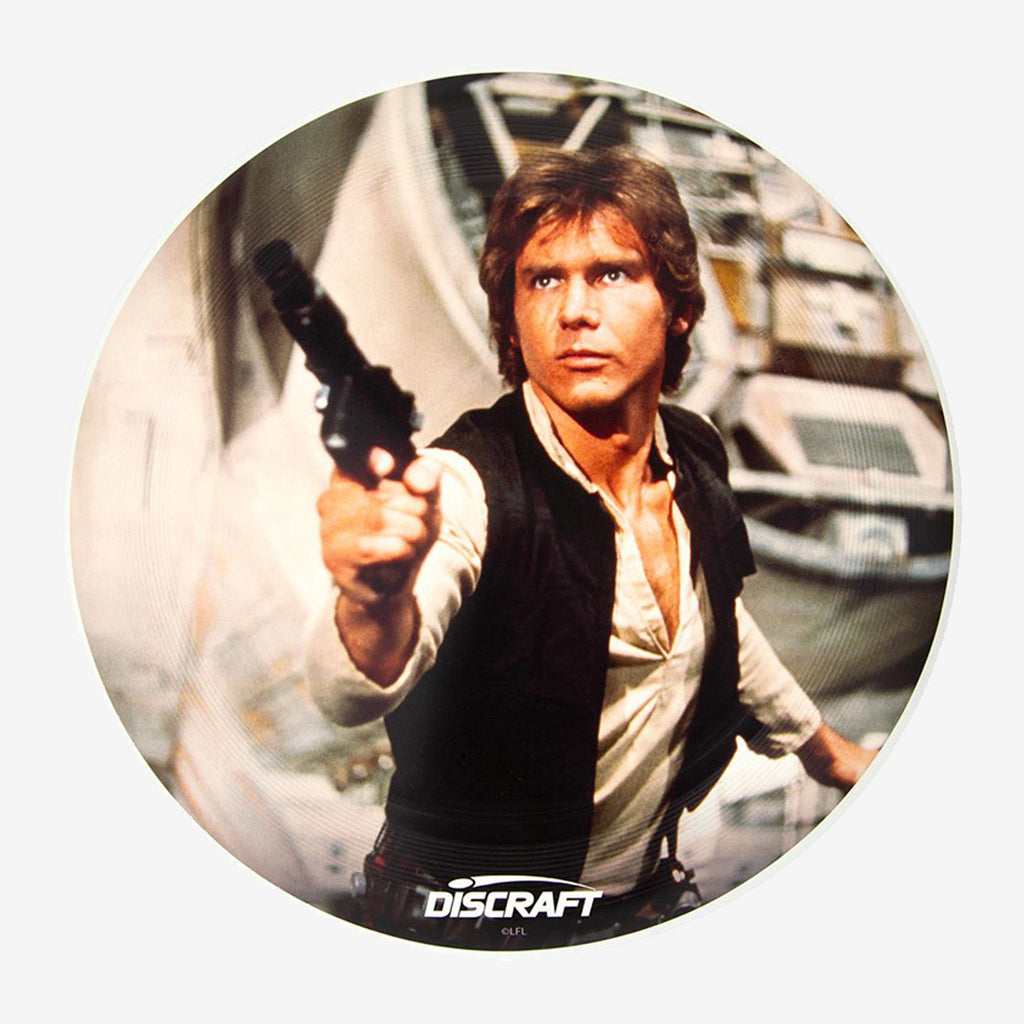 Han Solo Star Wars Disc
