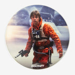 Luke Skywalker Star Wars Disc