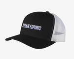 Thayer Central HS Trucker Hat (Black/White)