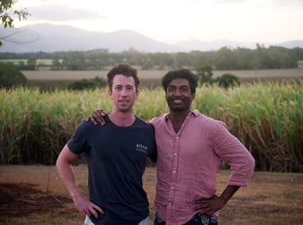 Tirtyl Founders May and Lachlan