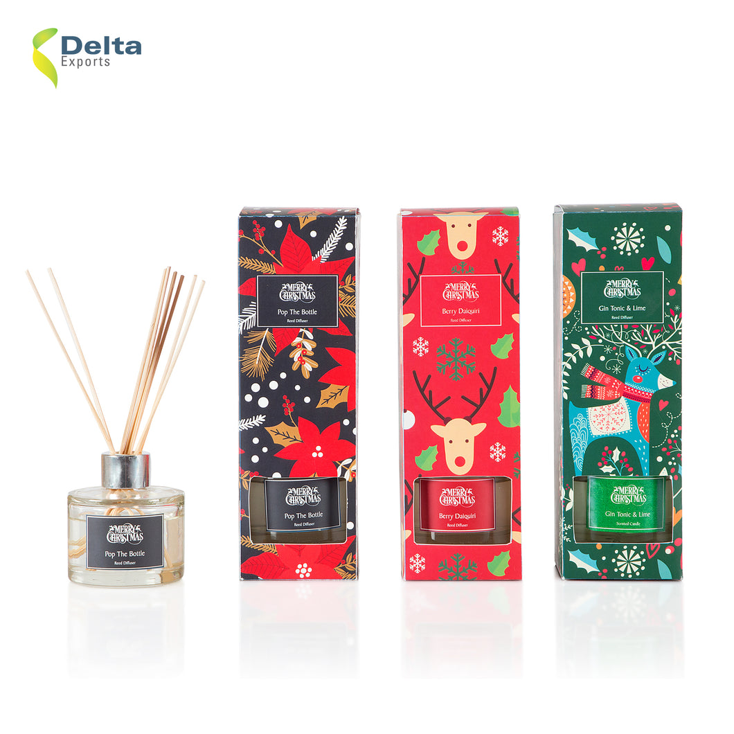80 ML REED DIFFUSER SET