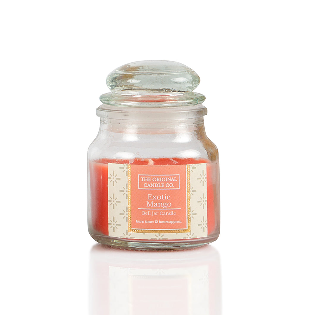SCENTED BELL JAR CANDLE (Pack of 24)