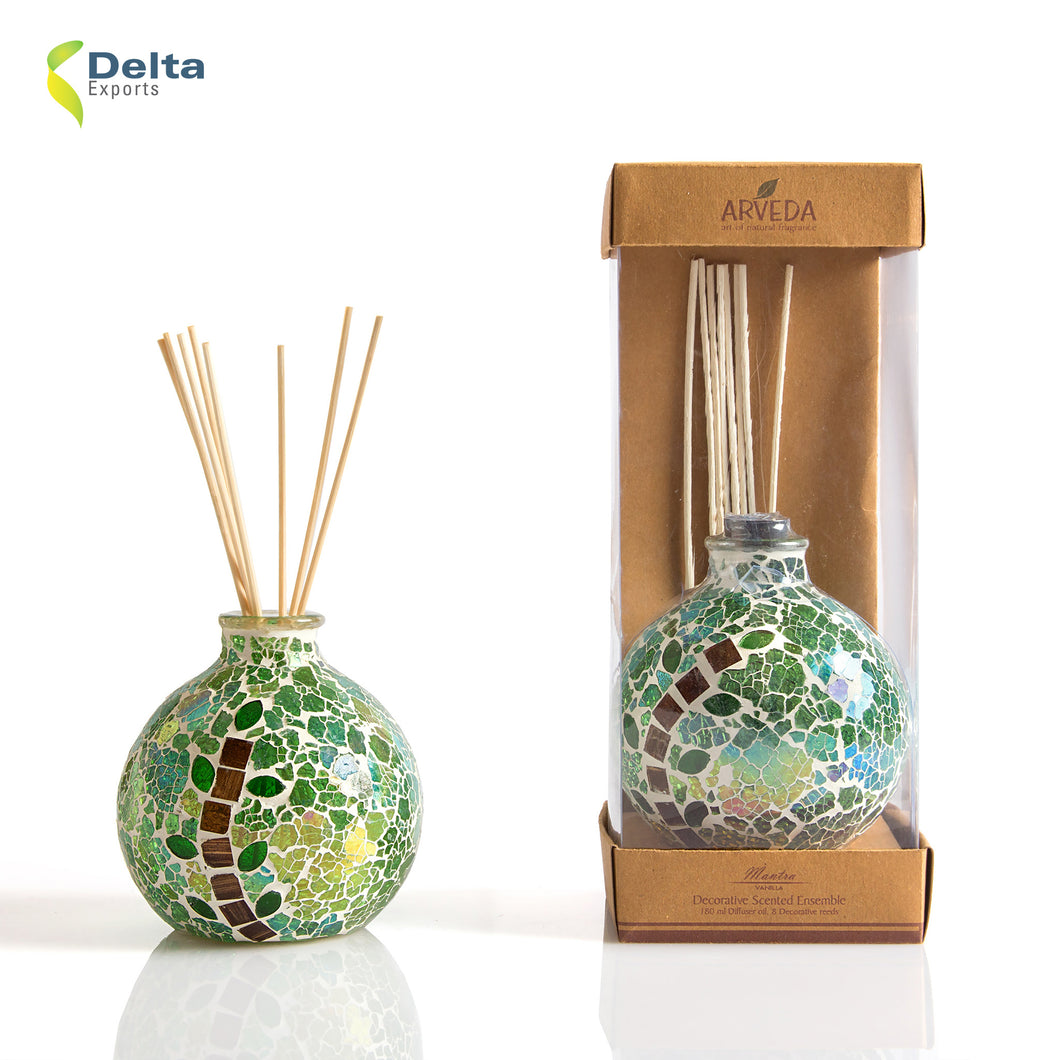 DECORATIVE REED DIFFUSER GIFT SET