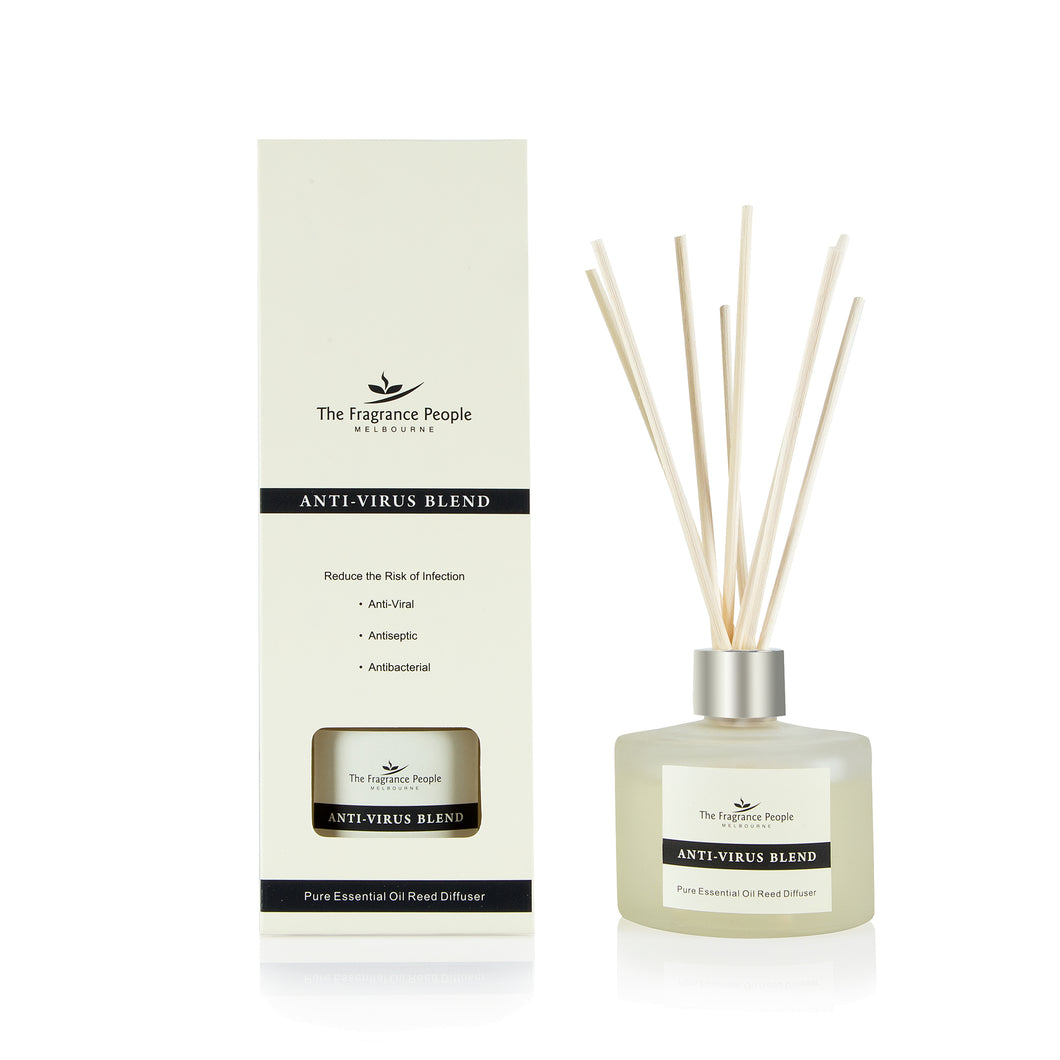 ANTIVIRUS REED DIFFUSER (Pack of 8)