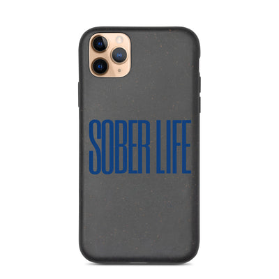Sober Not Sorry SOBER LIFE Collection Biodegradable phone case - iphone 11