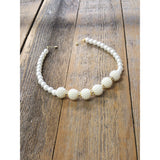 Swank & Sass Pearl Baby Necklace - Swank Baby Boutique