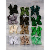 Medium Bow 3 inch- Multiple Colors - Swank Baby Boutique