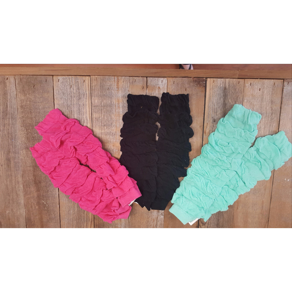 Boutique Legwarmers/Boot Socks -Various Colors - Swank Baby Boutique
