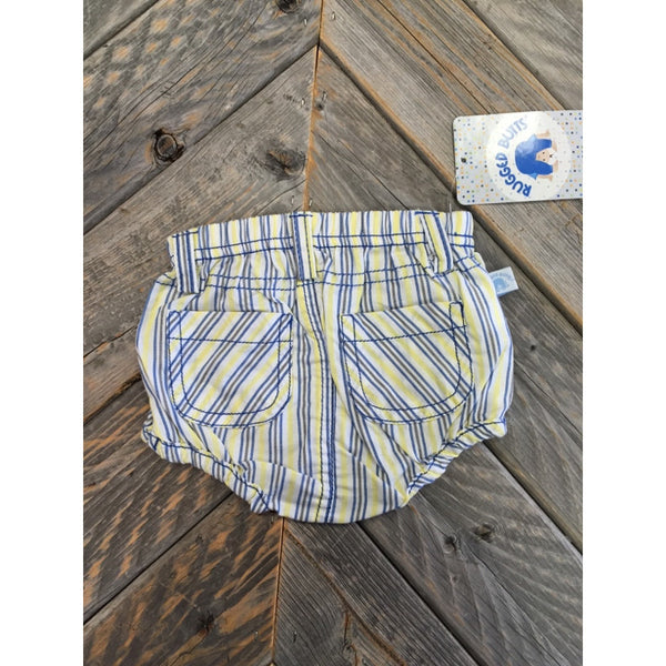 Ruggedbutts Yuri Striped Bloomer - New with Tags - Various Sizes - Swank Baby Boutique