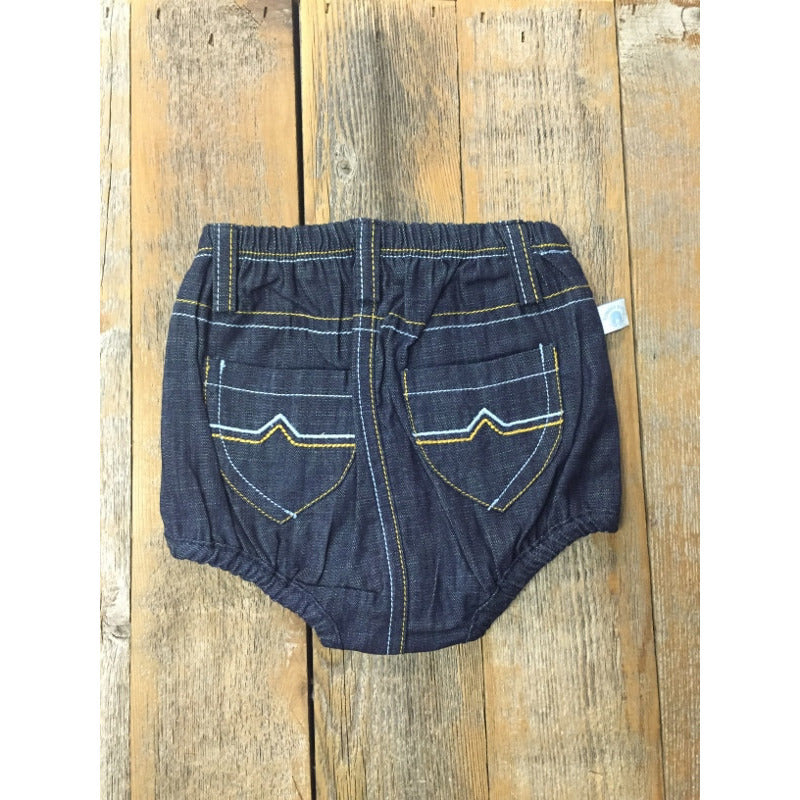 Ruggedbutts Denim Bloomers/Shorts - Various Sizes - Swank Baby Boutique