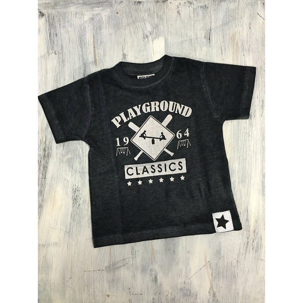 "Mish Boys ""PLAYGROUND CLASSICS"" Shirt - Swank Baby Boutique"