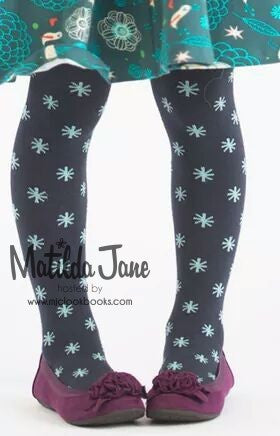 Matilda jane Paint by Numbers Orion Tights Size med