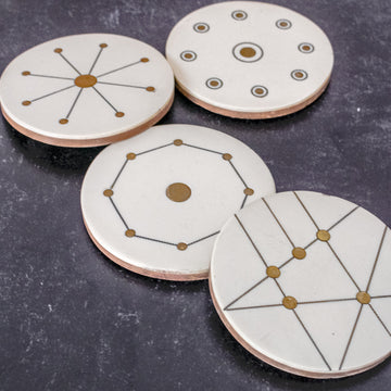Taylor Wood & Resin Coasters