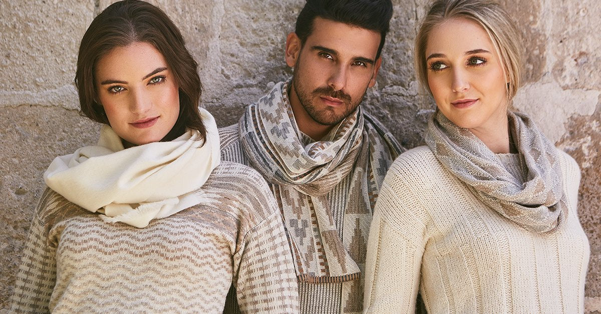 Modern essentials for Women & Men with the finest alpaca