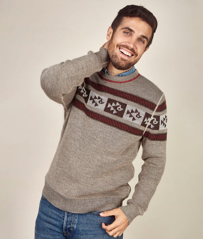 Reversible Rib-Knit Sweater - Sol Alpaca US