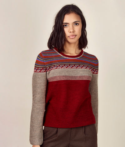 Passage Sweater - Sol Alpaca US