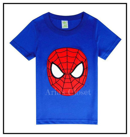 Hero Shirt (Spiderman)