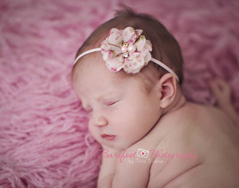 Sweet Pea headband