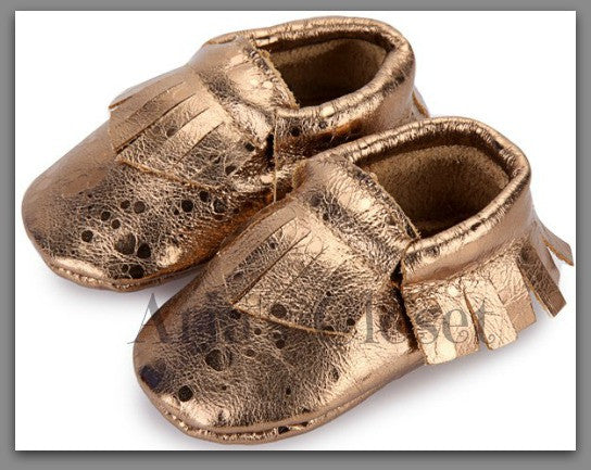 Guilded Slippers (Bronze)