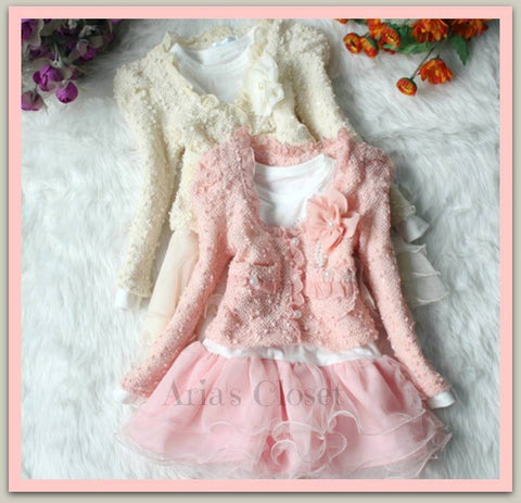Jacket and Tutu Set