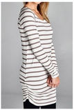 Chelsea Stripe (Black)