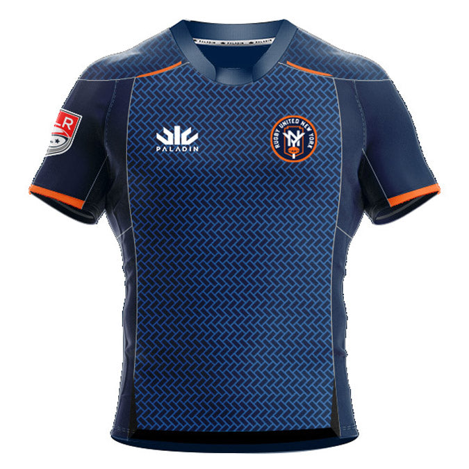 2021 Rugby United New York Home Jersey - Front