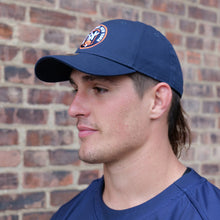 Load image into Gallery viewer, Rugby Unite New York Baseball Hat - Full Color Logo, side view