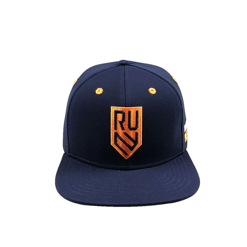 Rugby United Children's Baseball Hat Legacy Logo - Front View