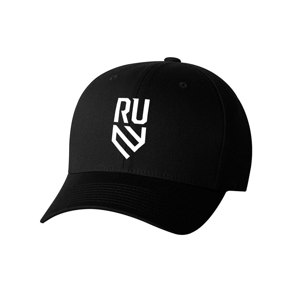 Rugby United FlexFit Hat - Front View