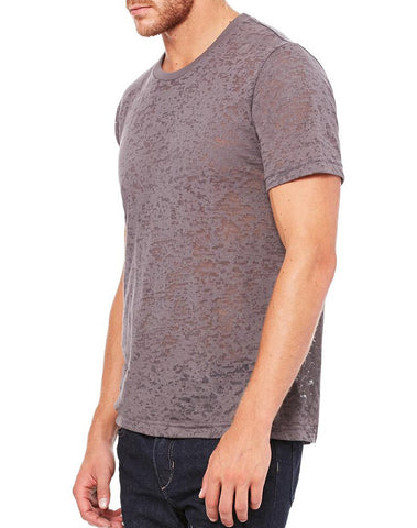 Men's See Through Summer Burnout T-Shirt for Men - 2 for £15*  - Mannix Knight United Kingdom - 1