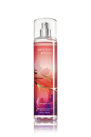 Bath & Body Works - Twilight Woods Fragrance Mist  - Mannix Knight United Kingdom -  8 oz / 236ml