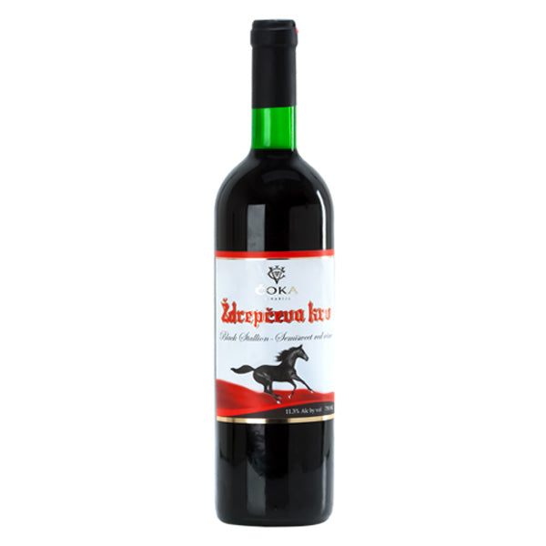 VINARIJA COKA Zdrepceva Krv Red 6/750ml