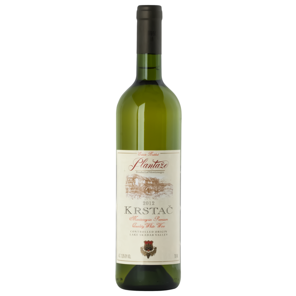 PLANTAZE Krstac Premium White Wine 6/750ml