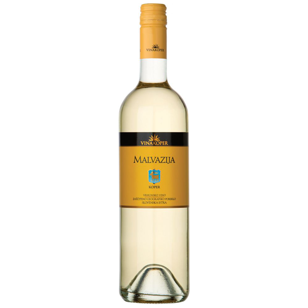 VINA KOPER Malvazija White V-HQ 6/750ml