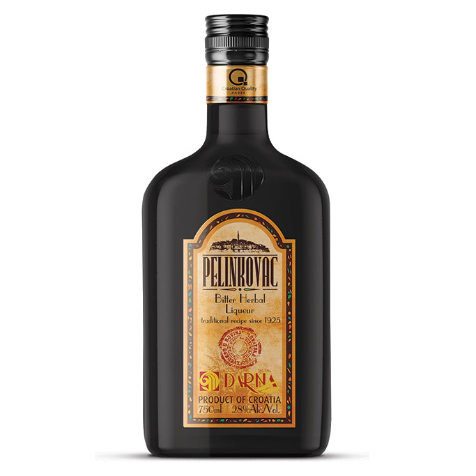 DARNA Pelinkovac [Bitter Herbal Liqueur] 6/750ml