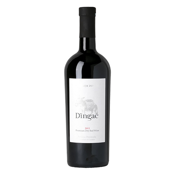 VINARIJA DINGAC Dingac Premium Dry Red V-HQ 6/750ml