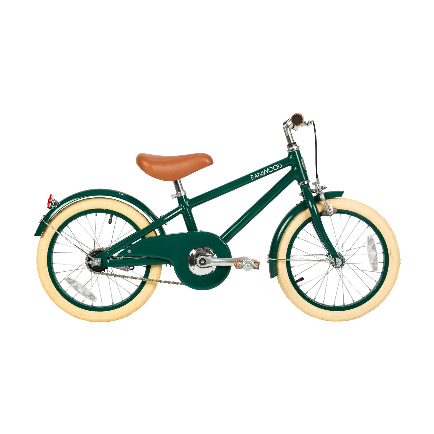 Classic Pedal Bike // Forrest Green