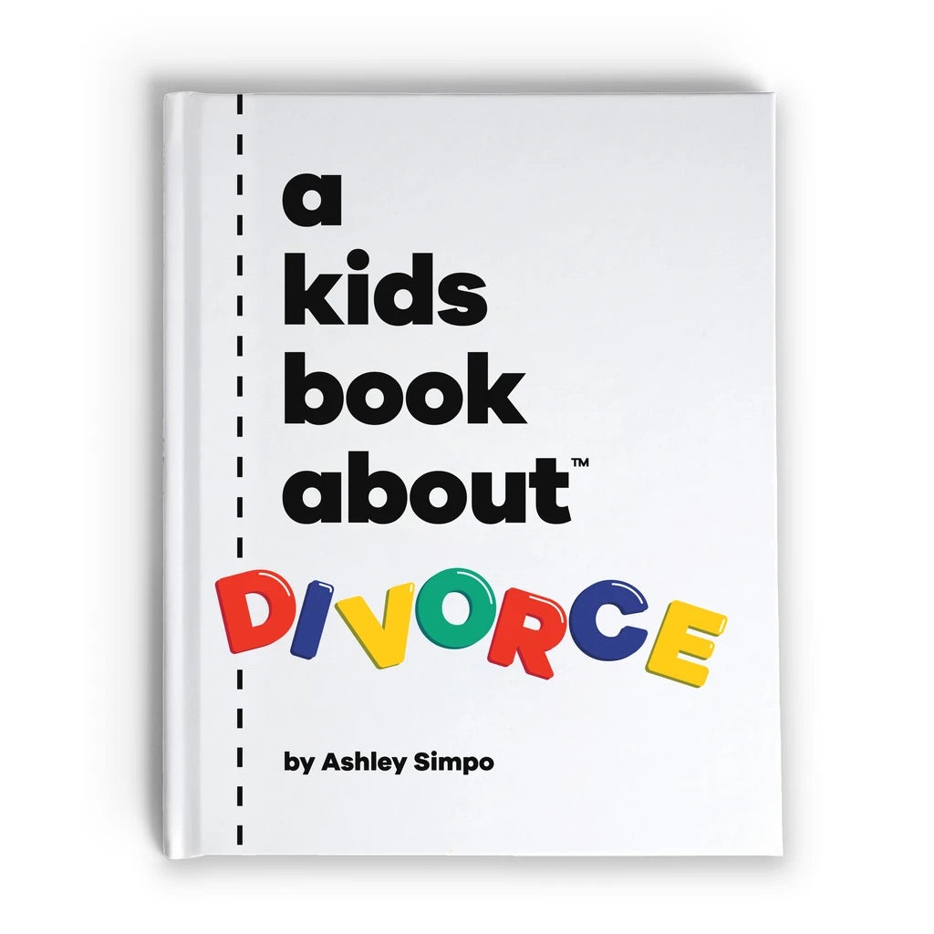 A Kids Book About Divorce
