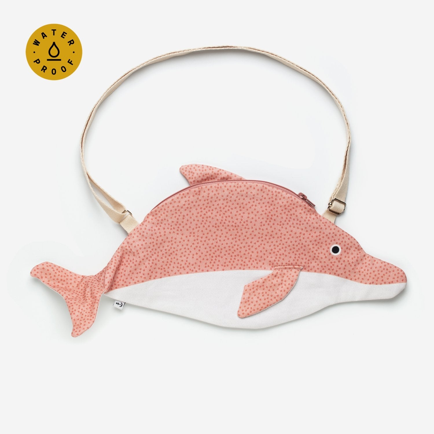 Pink Dolphin Kids Bag